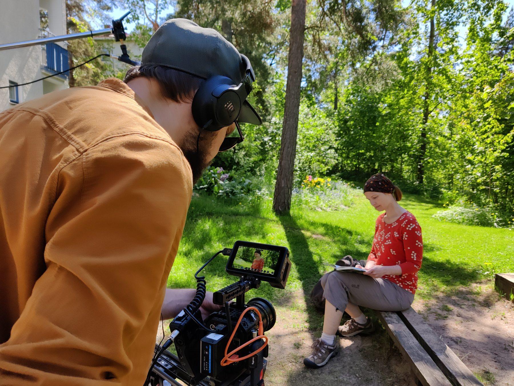 Ihme ja kumma -videosarja kuvattiin täyttämään toiveita nimenomaan videomateriaalista, jota voisi käyttää opetuksen ja kasvatuksen tukena.