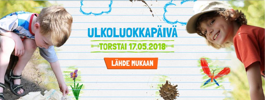 Ulkoluokkapäivä | FEE Suomi