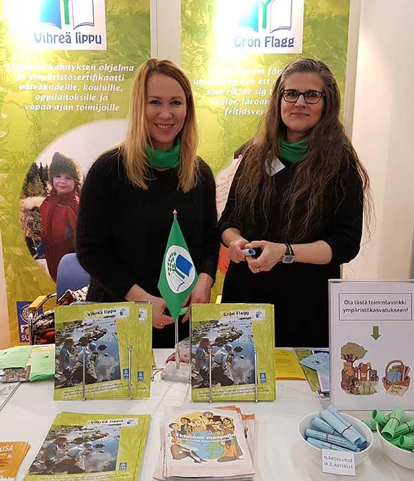 FEE Suomi vapaaehtoistyö